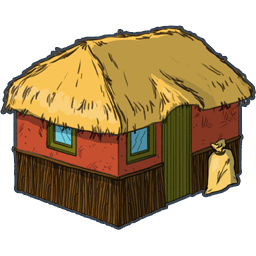 Tiki Hut Clipart - ClipArt Best
