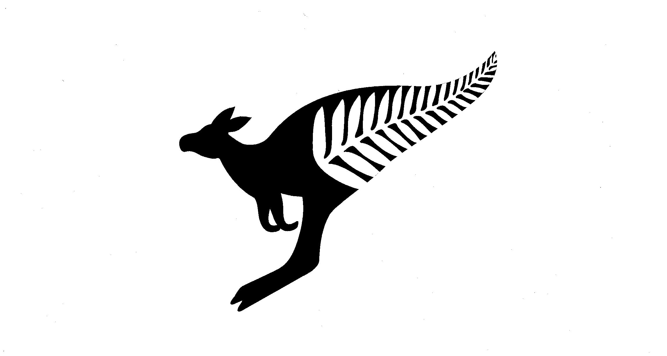 Silhouette Kangaroo - ClipArt Best