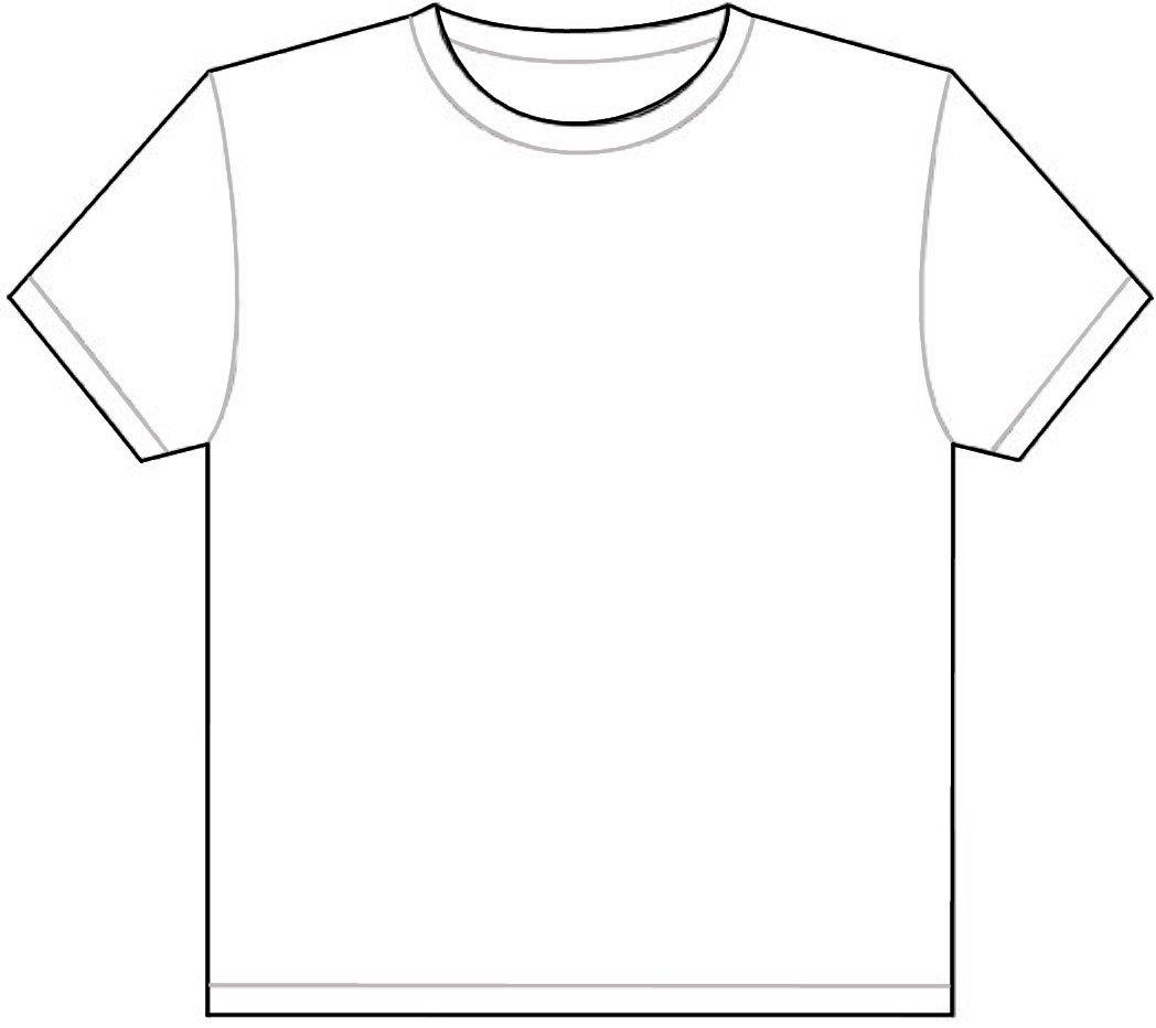 Plain red t shirt template clipart best for T shirt template free