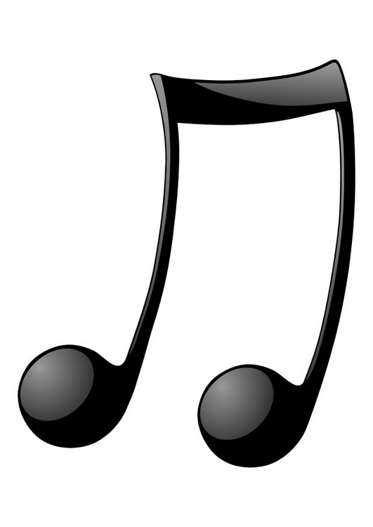 Picture Of Musical Notes - ClipArt Best