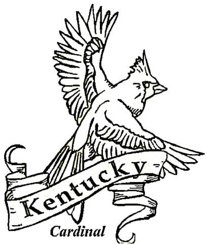 Best Photos of Kentucky Wildcats Symbol Coloring Page - Kentucky ...