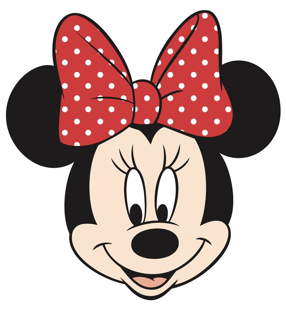 Logo Minnie Mouse - ClipArt Best