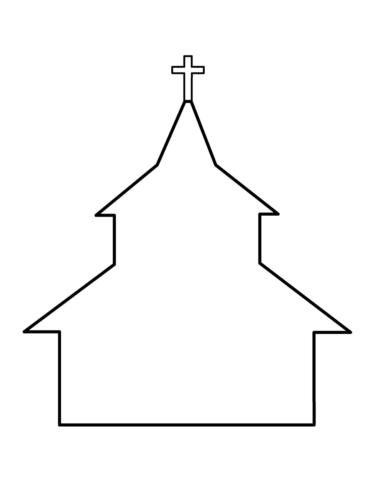 Clip Art Church Clipart Black And White church clipart black and white best tumundografico