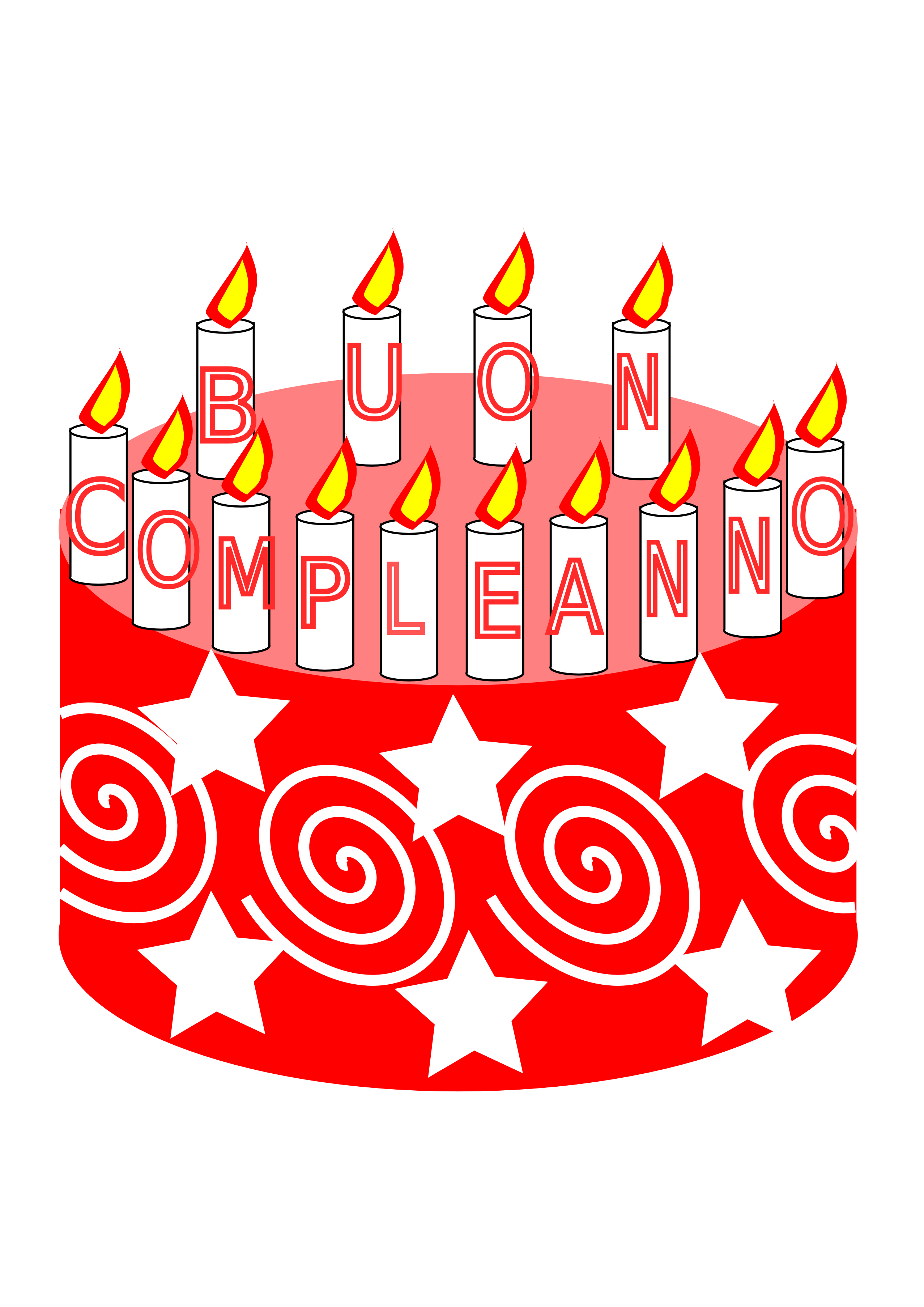 Birthday Cake Png - ClipArt Best