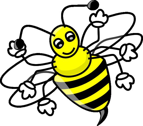 Bee clip art Free Vector - ClipArt Best - ClipArt Best