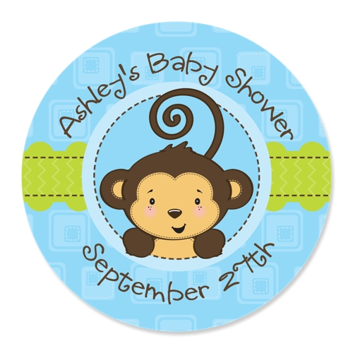Free Monkey Baby Shower Invitations as awesome invitations example