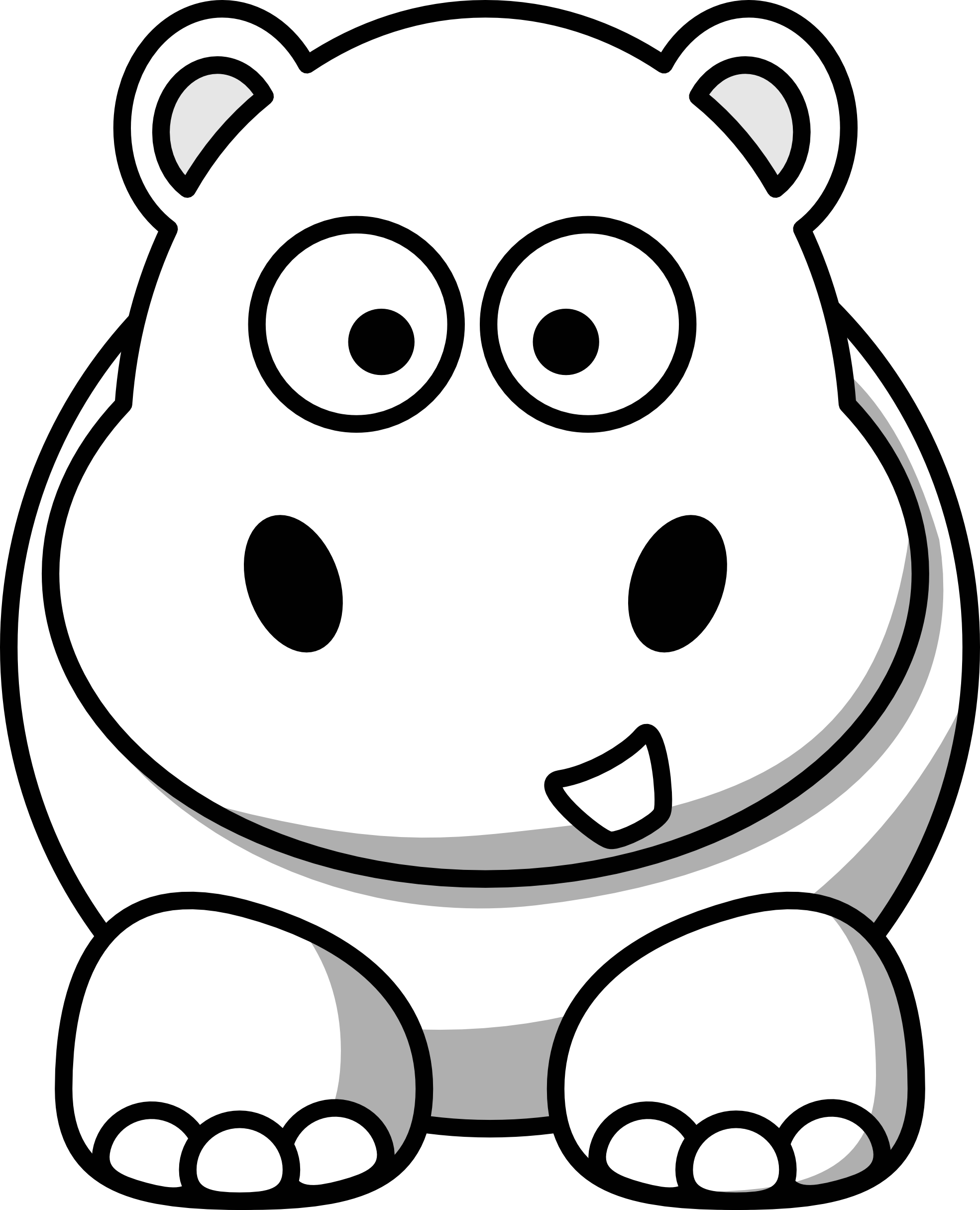 Line Drawing In Computer Graphics : Cartoon clipart best