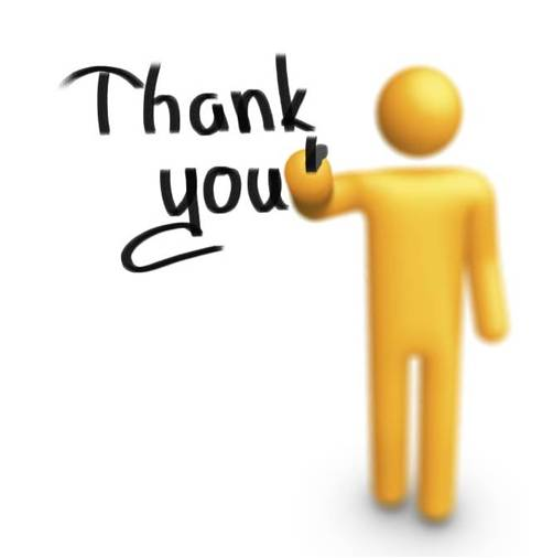 Animated Thank You Ppt - ClipArt Best