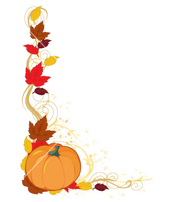 Cute Pumpkin Border Clipart - Free Clipart Images ...