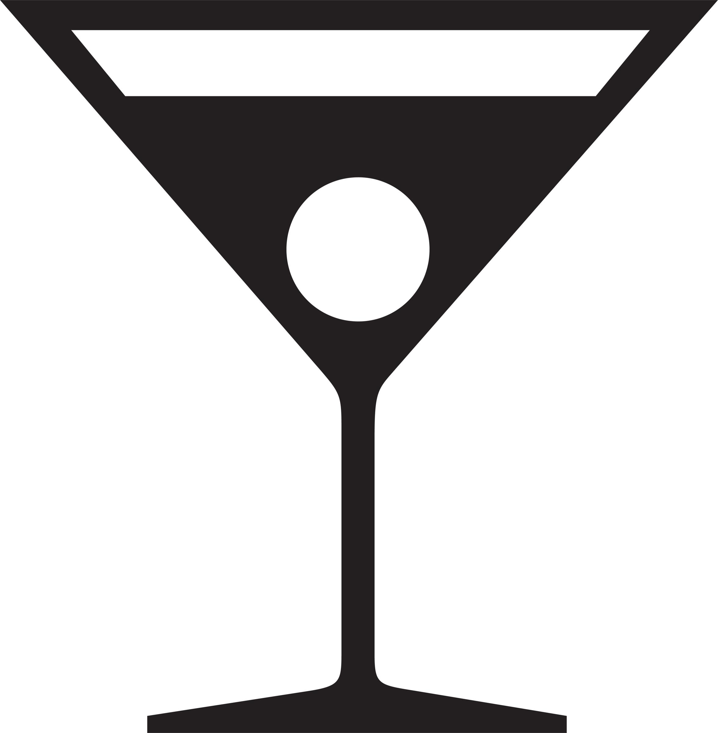 martini glasses clipart best clip art martini glass for birthday clipart martini glass with olive