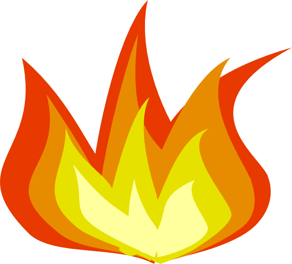 Picture Of Flames - ClipArt Best