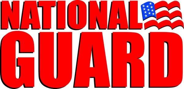 National Guard Symbol National Guard Logo Vector Eps