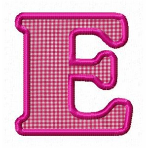 The Letter E - ClipArt Best