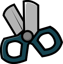 Scissors Cartoon - ClipArt Best