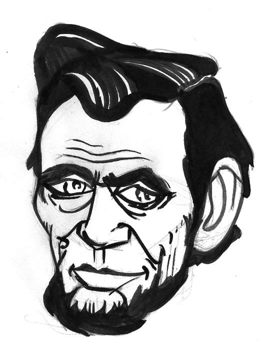 Cartoon Pictures Of Abraham Lincoln - ClipArt Best