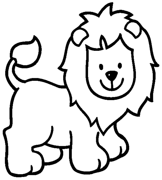 28 lion head drawing for kids free cliparts that you can download to ...
