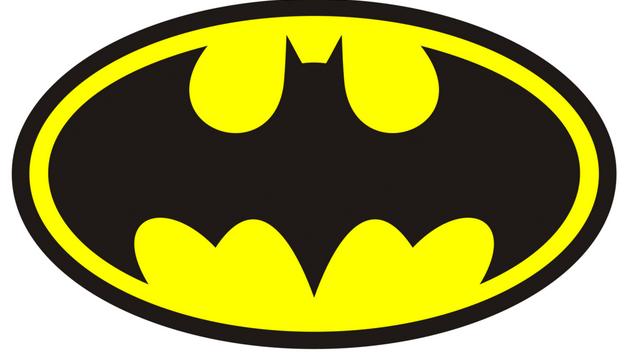 Dibujos En El Paint Logo De Batman