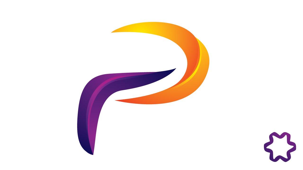 P Logo Design Clipart Best