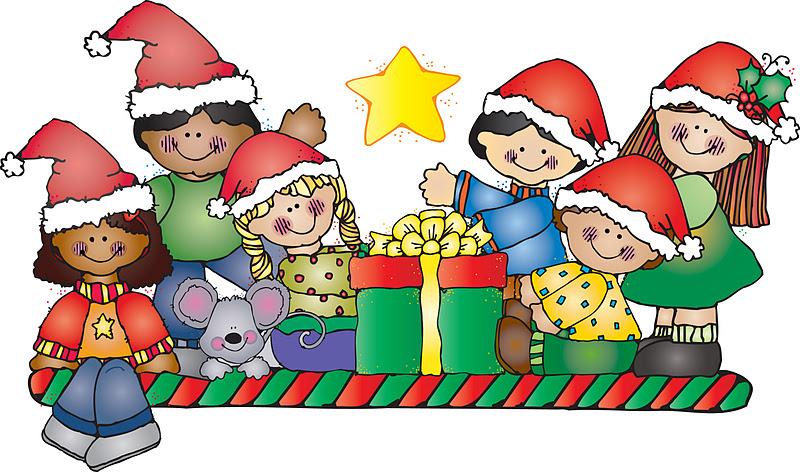 free christmas choir clip art