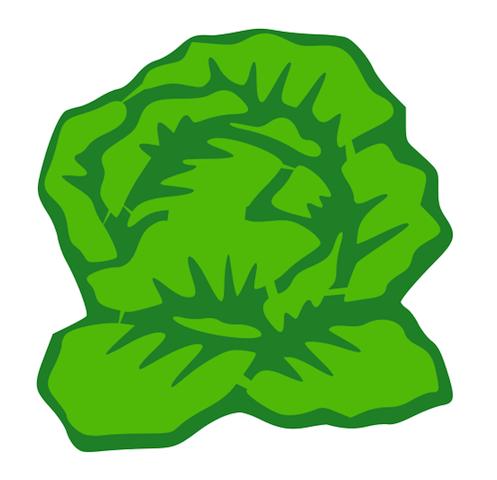 Clip Art Lettuce Clip Art lettuce cartoon clipart best clip art gallery