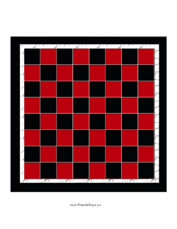 Printable Checkerboard Pattern on games printable