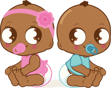 Black Baby Clip Art - ClipArt Best