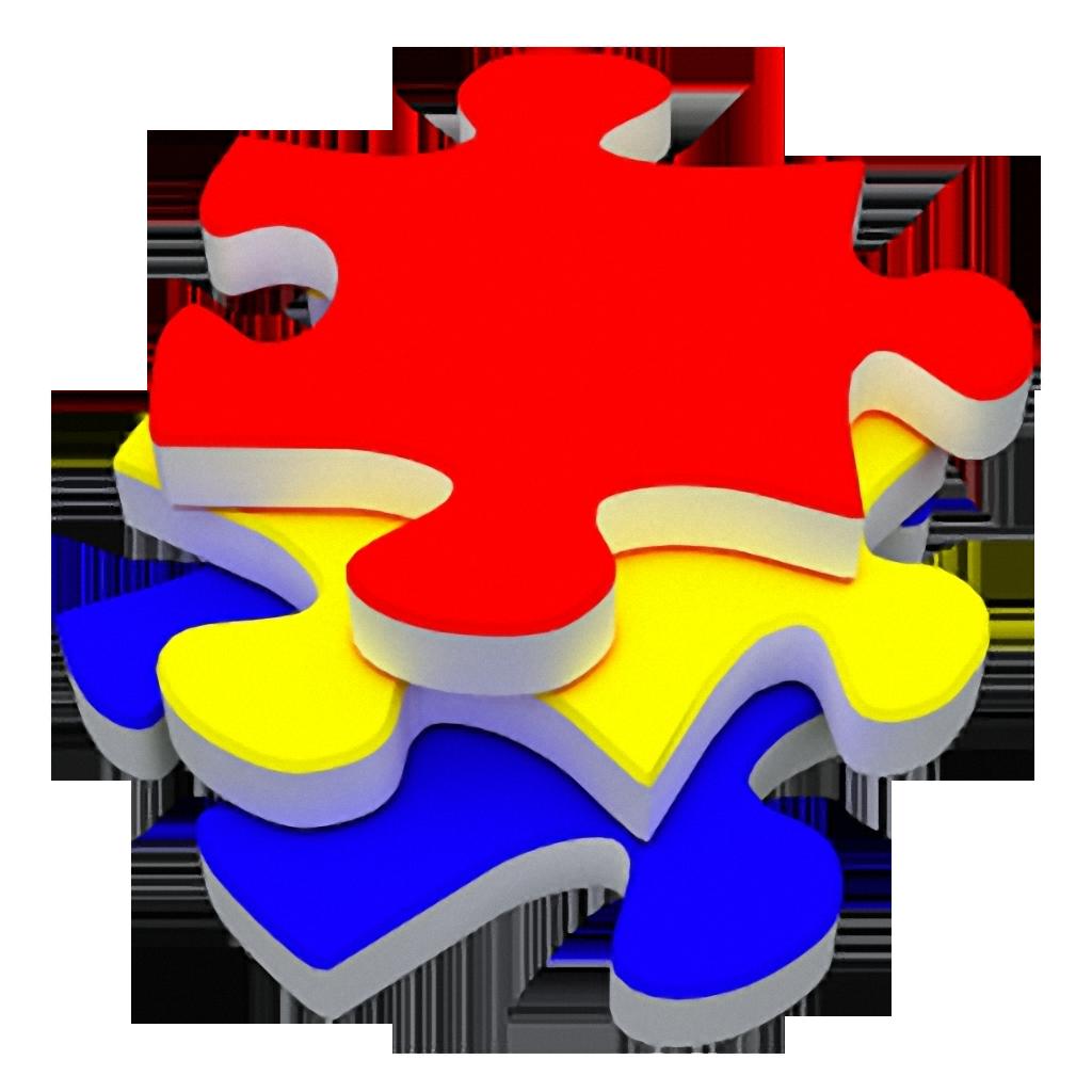 Jigsaw Puzzel Cartoon - ClipArt Best