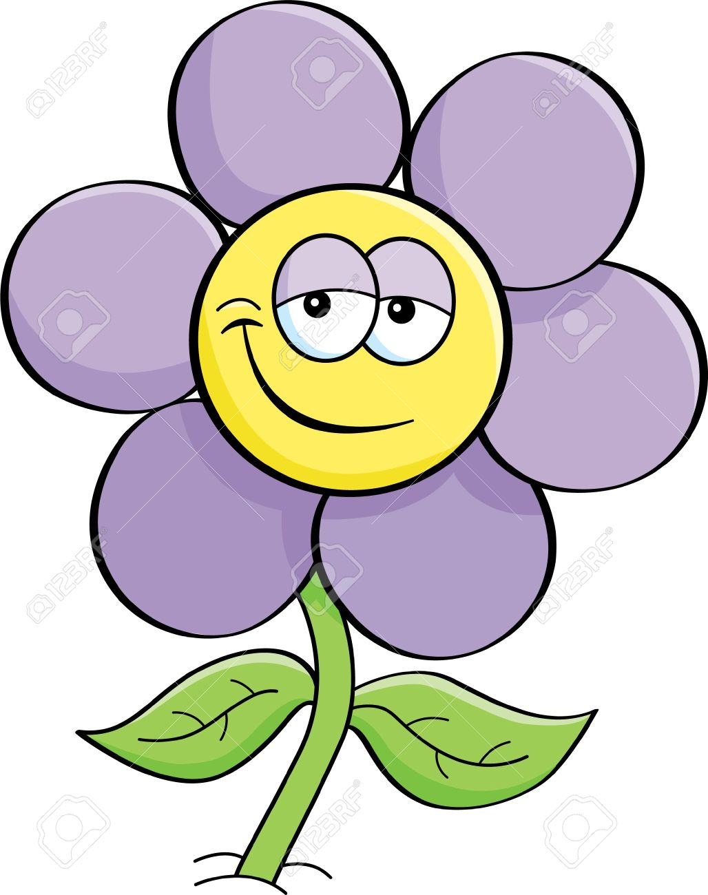 Flowers Cartoon ClipArt Best