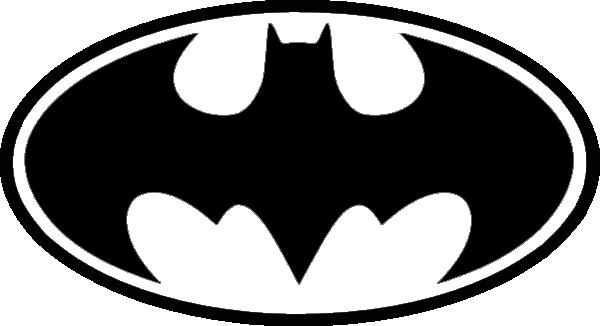 how to make batman logo