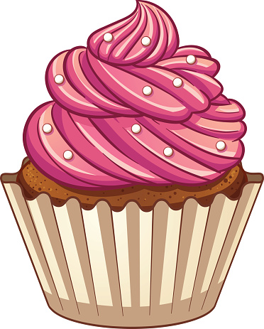 Best Cupcake Images : Cupcake Illustrations - ClipArt Best