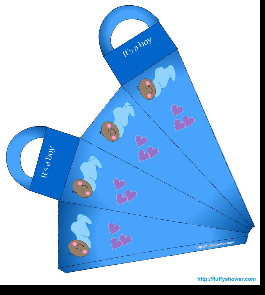 Baby Boy Shower Clip Art - ClipArt Best