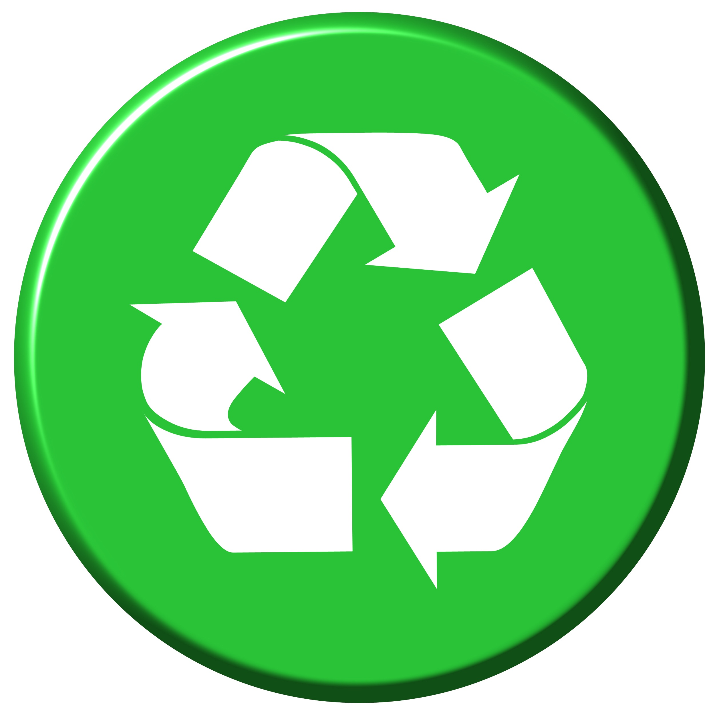 Printable Recycling Signs - ClipArt Best
