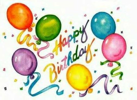 Happy Birthday Free Images - ClipArt Best