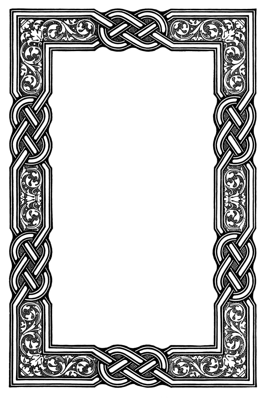 62 celtic page borders . Free cliparts that you can download to you ...