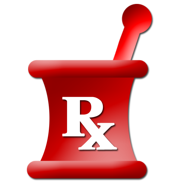 rx Symbol Font Prescription rx Symbol Red rx