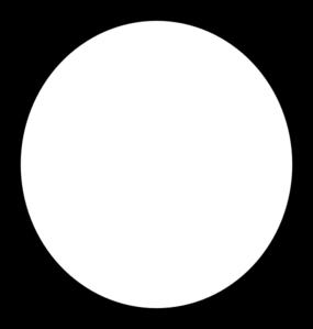 Clip Art Circle Map