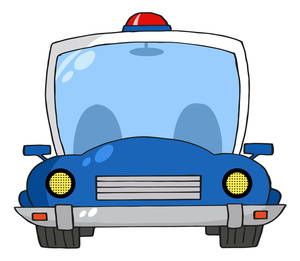 Car Clipart Front View