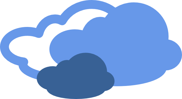Mostly Cloudy Clipart - ClipArt Best