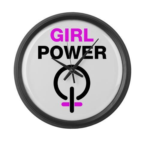 Pin on tHe FeMiNiSt AgEnDa |Geek Power Girl Symbol