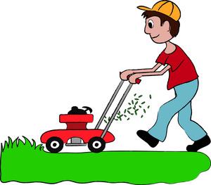 Best Lawn Service Clip Art