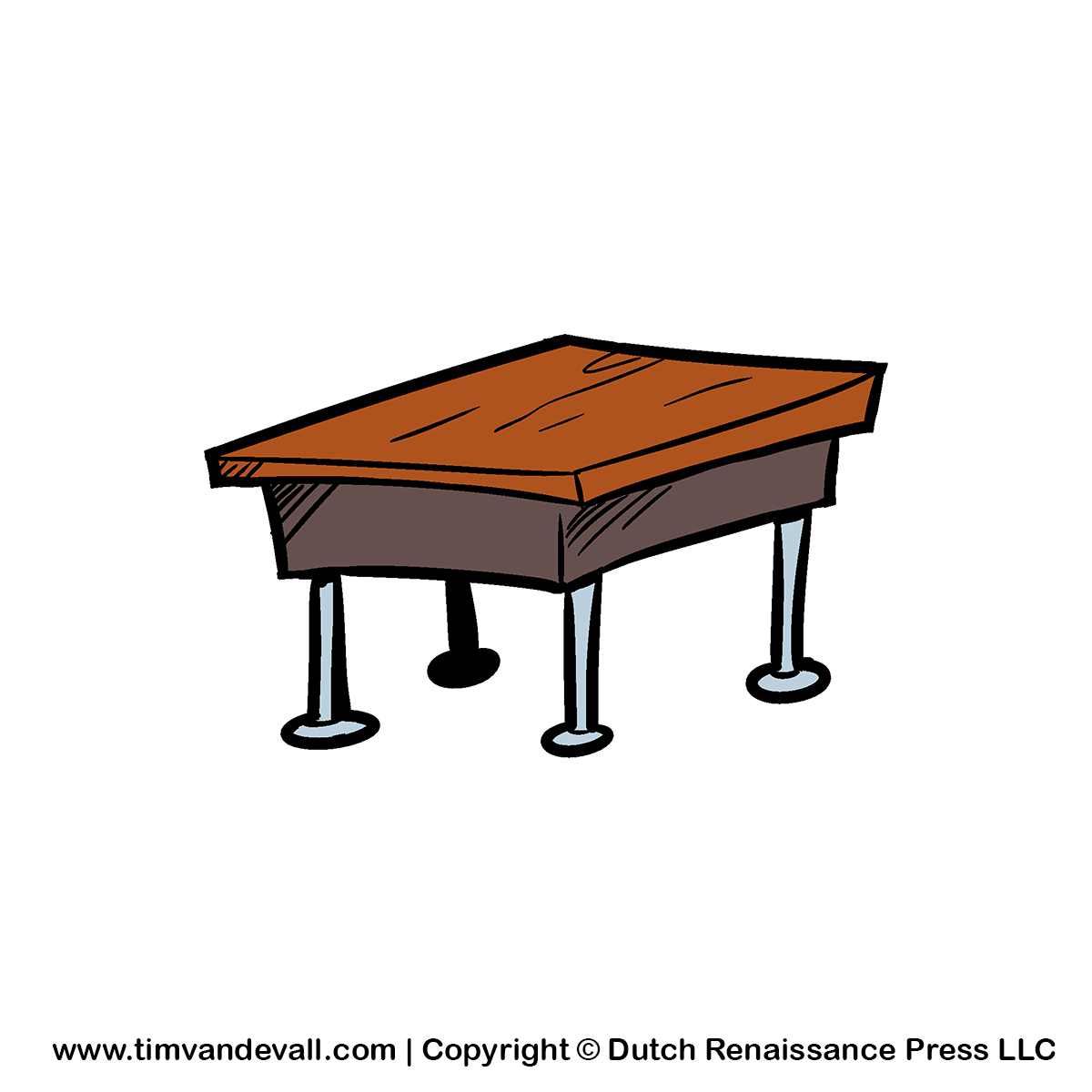 Pictures Of School Desks ClipArt Best