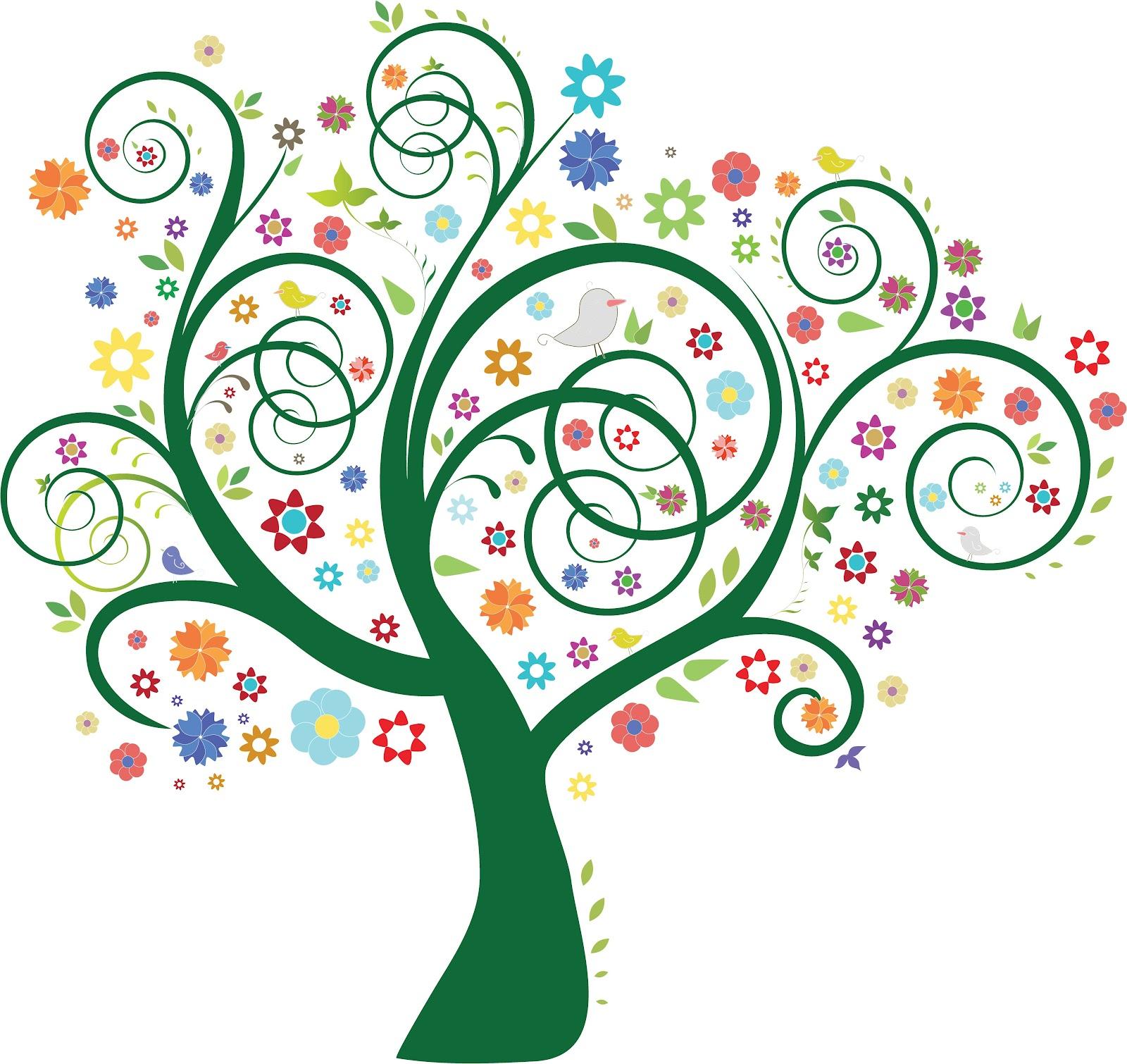 Whimsical Tree Clip Art - ClipArt Best