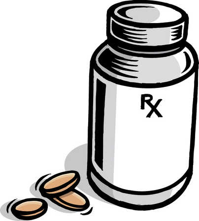 Medicine Bottle - ClipArt Best