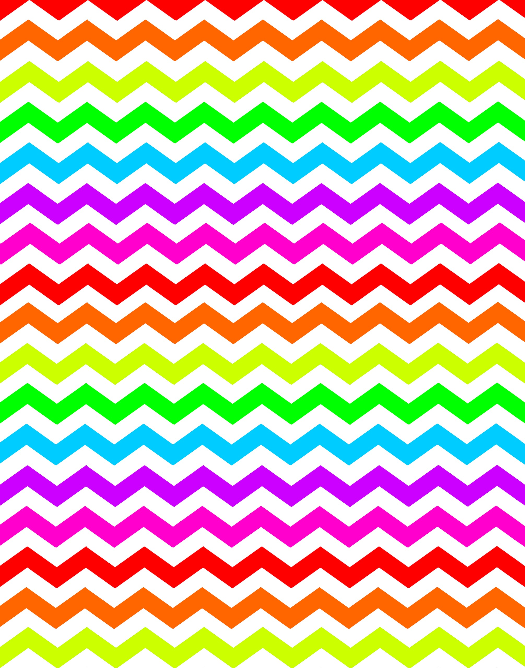 Multi colored zebra print wallpapers