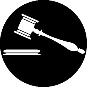 Gavel Black And White - ClipArt Best