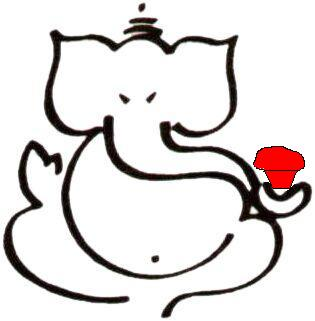Ganesh Line Drawing - ClipArt Best