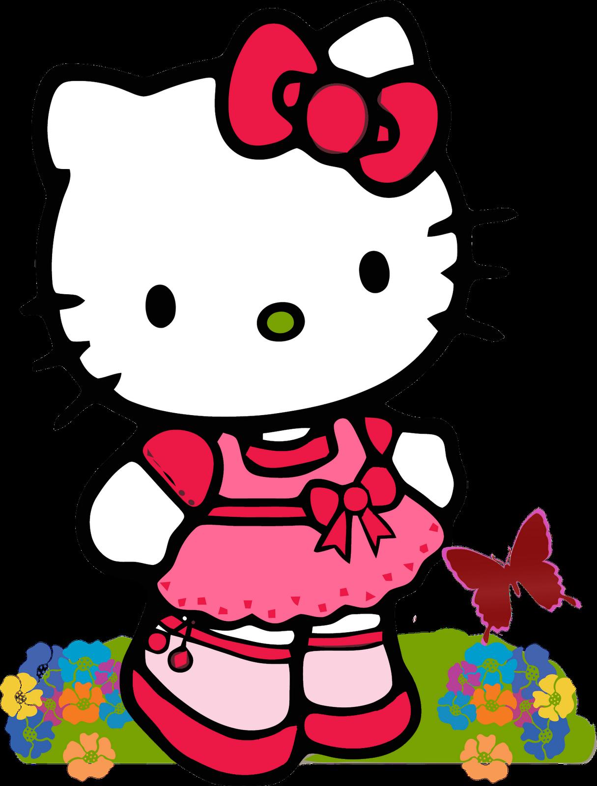 Hello Kitty Birthday Clipart Hello Kitty Birthday Clip Art