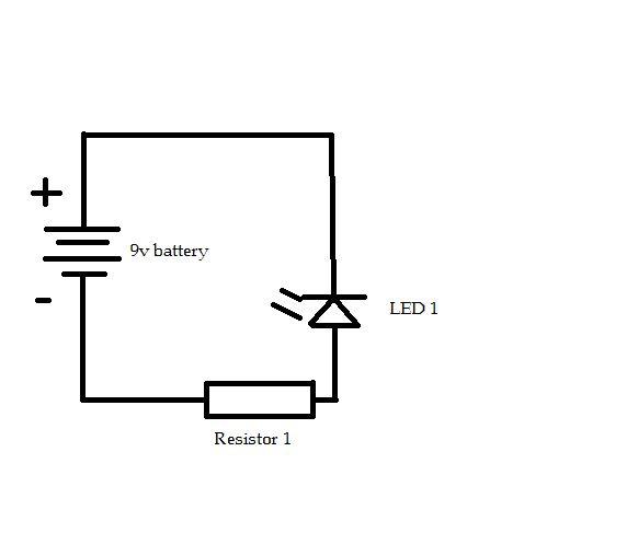 resistor schematic clipart best