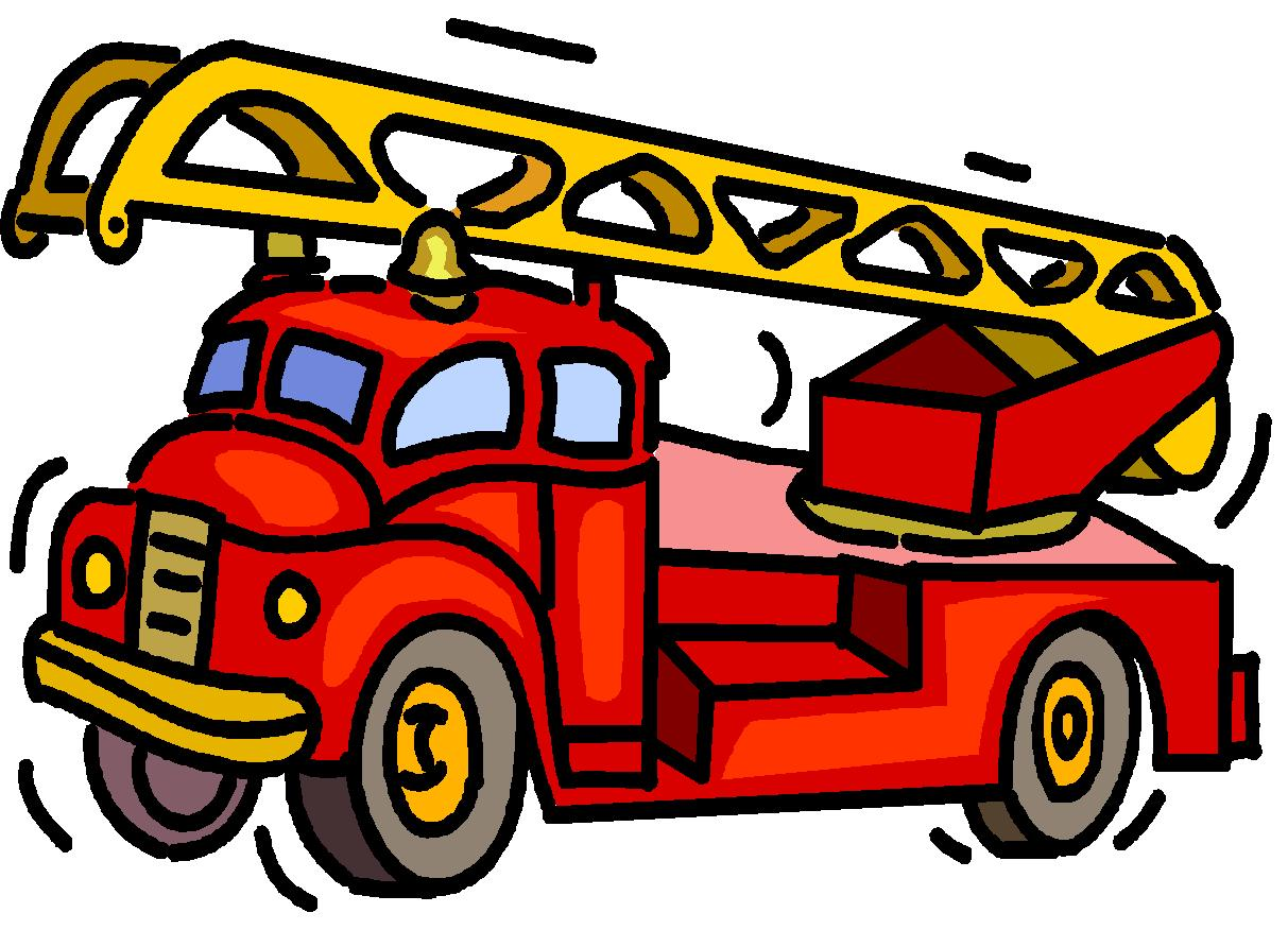 Fire Truck Clipart - ClipArt Best