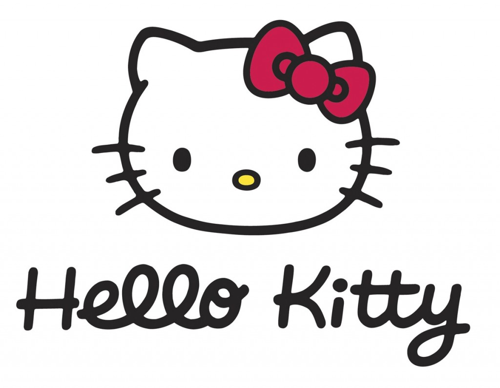 Images For > Hello Kitty Vector